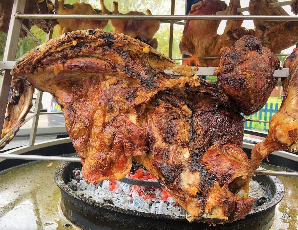 Antikristo Oven Greek food weekend grill Anchor Pub Tilsworth