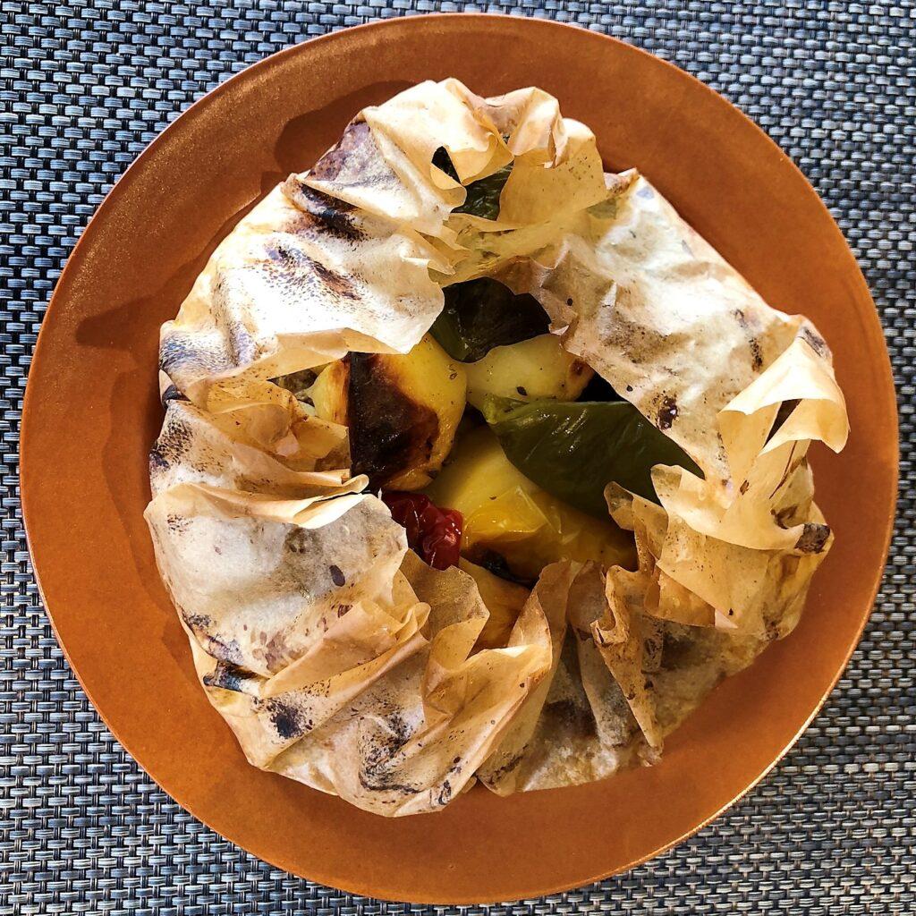 lamb kleftiko Greek food Anchor Pub Tilsworth